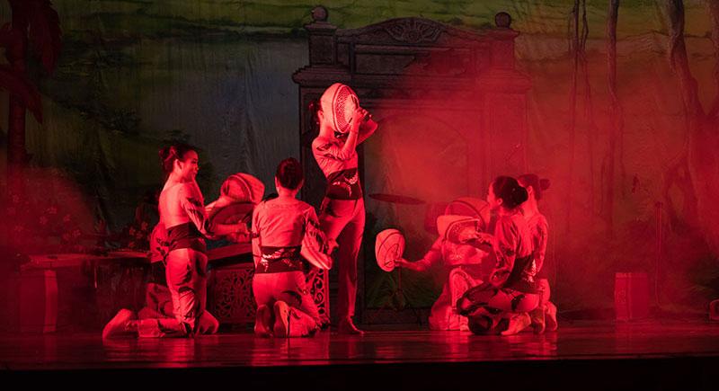 舞蹈表演节目