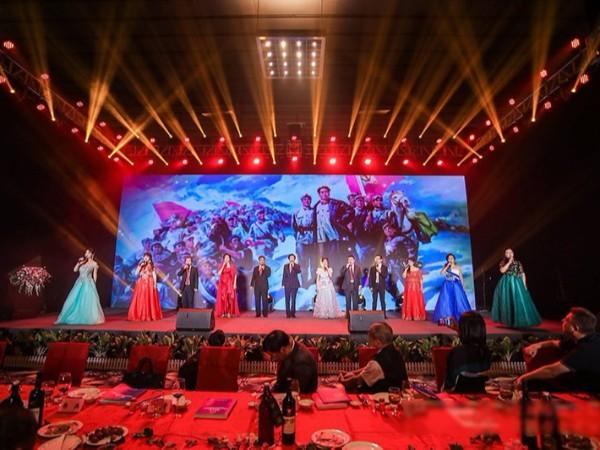 深圳企业家中秋联谊晚会暨发展报告发布仪式