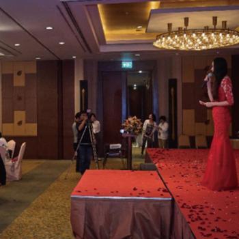 新世界承办某知名金融企业的泰国奢享之旅
