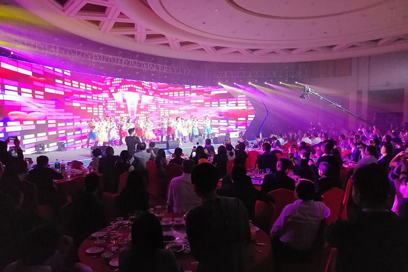 深圳企业年会活动案例3